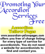 accordion-yellowpages.com advertising banner