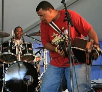 Brian Jack and the Zydeco Gamblers
