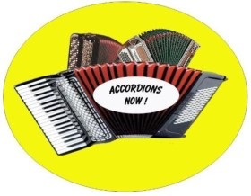 Accordions NOW! LOGO