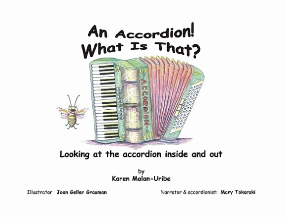 "The cover of ""An Accordion!  What Is That?"""