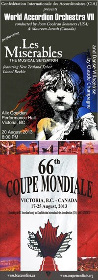 Coupe Mondiale 2013 Posters