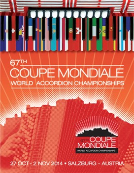 2014 Coupe Mondiale poster
