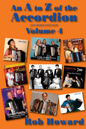 An A to Z of the Accordion & Related Instruments Volume 4