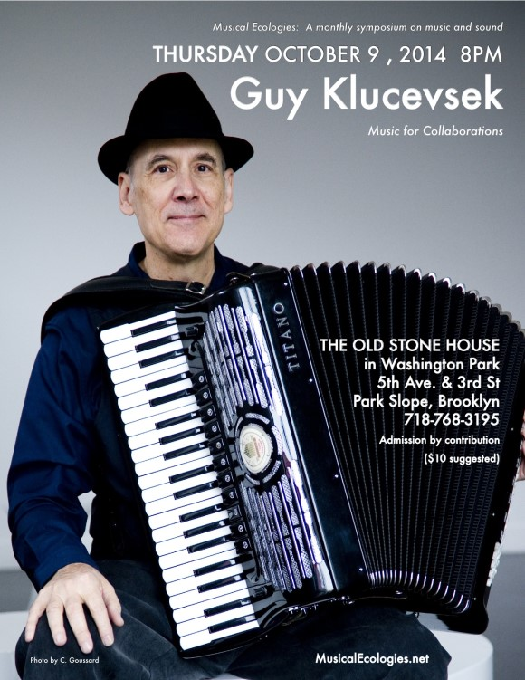 Guy Klucevsek in Concert