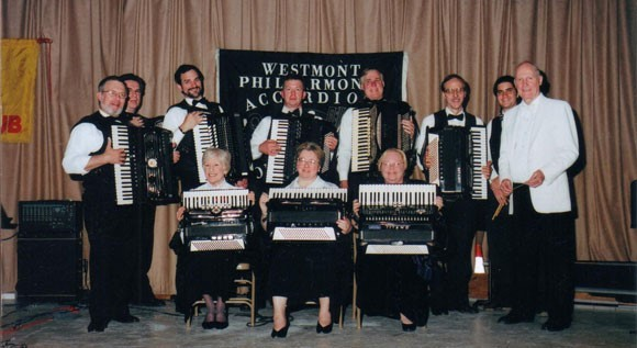 WPAO Accordion Orchestra