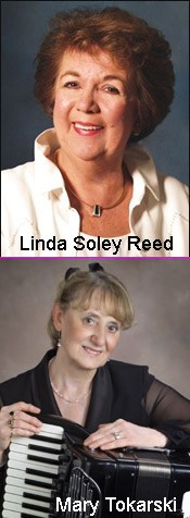 Linda Soley Reed, Mary Tokarski