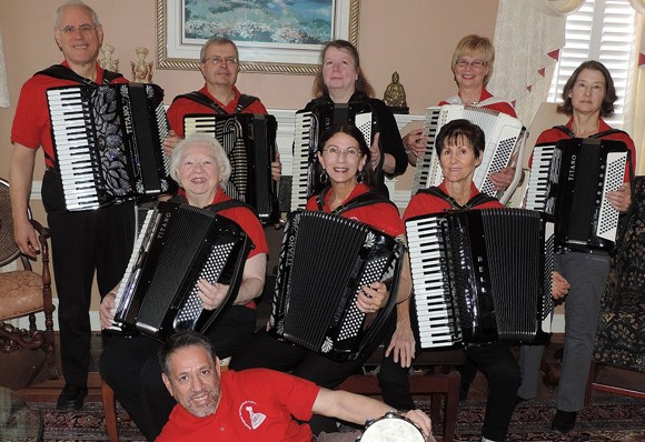 Potomac Accordion Ensemble