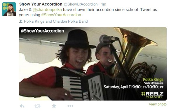 Show Us Your Accordion Movement