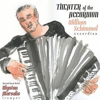Theatre of the Accordion CD cover