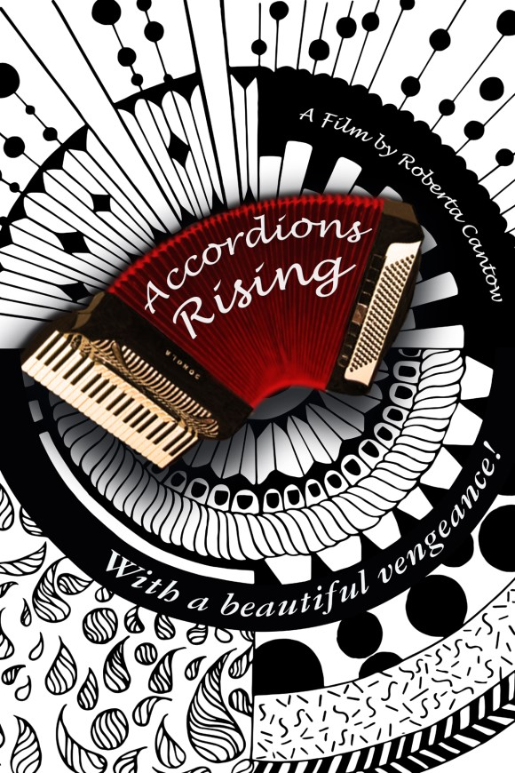 Accordion Uprising Logo