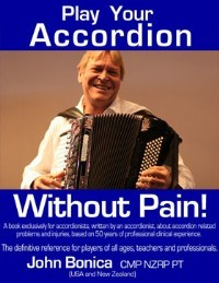 Play Your Accordion Without Pain book cover