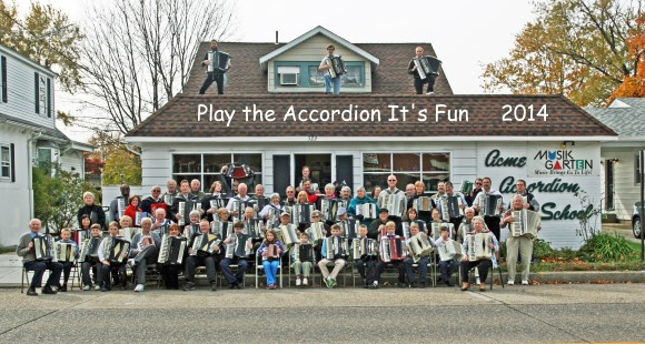 Acme Accordion School Day