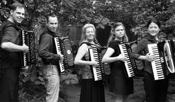 Bachtopus Accordion Ensemble
