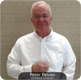 Conductor Peter Pelosa
