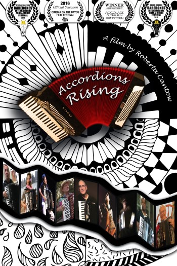 Accordions Rising Poster