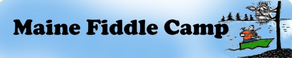Maine Fiddle Camp Logo