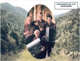 The Steve Balich Polka Band
