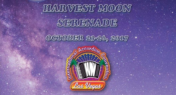 Las Vegas International Accordion Convention Header