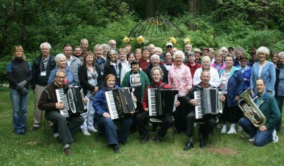 Rose City Accordion Camp 2017