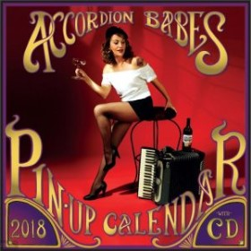 2018 Accordion Babes Calendar