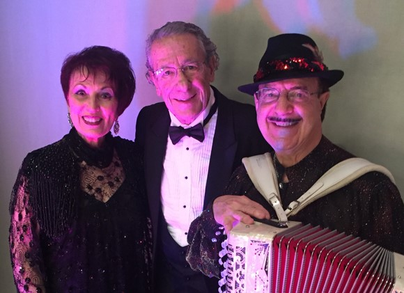 Mary Mancini, Peter P. Fuchs and Mario Tacca
