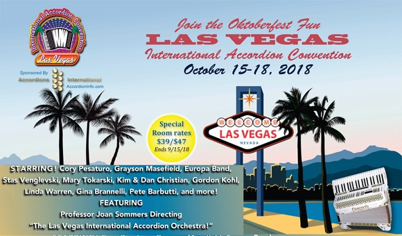 Octoberfest Las Vegas International Accordion Festival