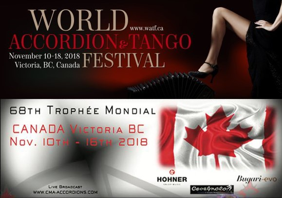 World Accordion and Tango Festival