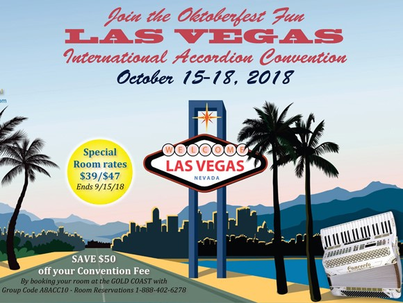 Las Vegas International Accordion Festival