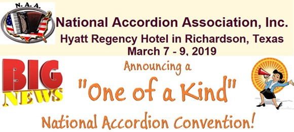 2019 NAA Convention header