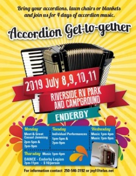Accordion Get to gather