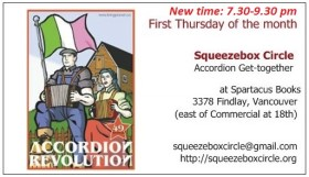 Vancouver Squeezebox Circle Flyer