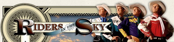 Riders in the Sky, Joey Miskulin (accordion)