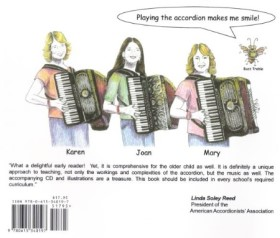 An Accordion What is That, back cover
