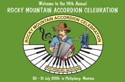 Rocky Mountain Accordion Celebration Logo