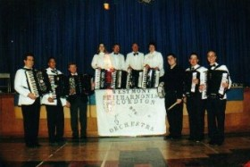 Westmont Philharmonia Accordion Orchestra