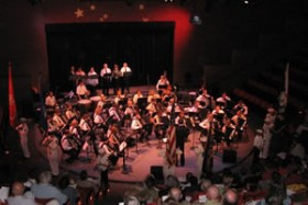 Gene Van Accordion Orchestra & Entertainment Showcase