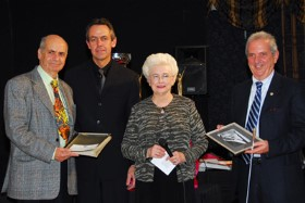 Vincenzo Canali , Kevin Friedrich,  Joan C. Sommers and Beniamino Bugiolacchi