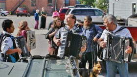 Wallace Accordion Festival