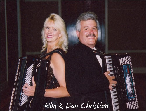 Kim and Dan Christian