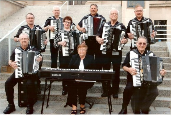 Dakota Keys Accordion Band