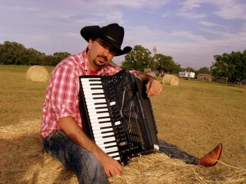 Chris Rybak, the Accordion Cowboy