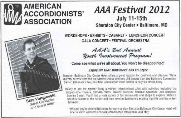 AAA flyer and map