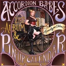 Accordion Babes Calendar