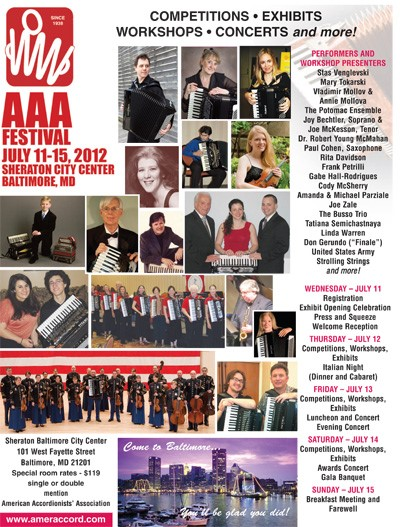 2012 AAA Poster